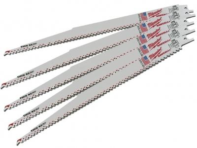 MILWAUKEE brzeszczot szablasta drewno x5 300mm