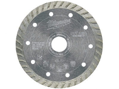 MILWAUKEE tarcza diamentowa beton 125mm