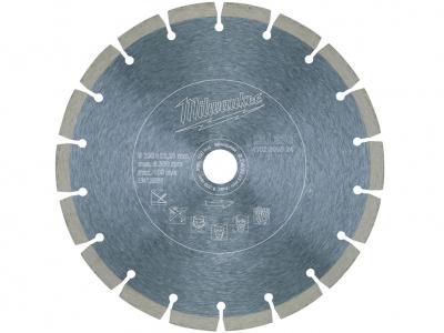 MILWAUKEE tarcza diamentowa segment 230mm