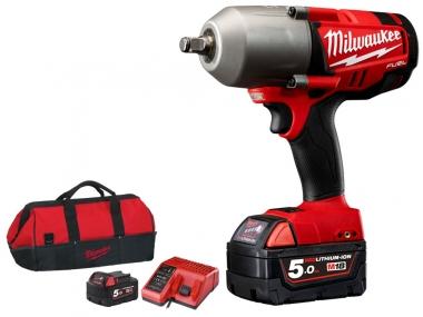 MILWAUKEE M18 CHIWF12 klucz udarowy 950Nm 2x5,0Ah