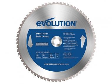EVOLUTION EVO-355-66-S tarcza piła do stali 355mm