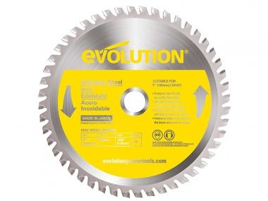 EVOLUTION EVO-180-48-SN tarcza piła do stali INOX