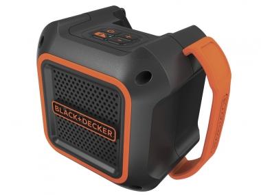 BLACK&DECKER BDCSP18N głośnik przenośny Bluetooth