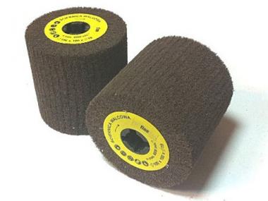GLOB szczotka walcowa z włókniny 100/100/19mm