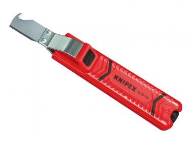 KNIPEX 1620165 nóż ściągacz do izolacji okrągły 8-28mm