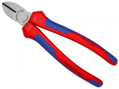 KNIPEX 7002180 szczypce cęgi boczne 180mm