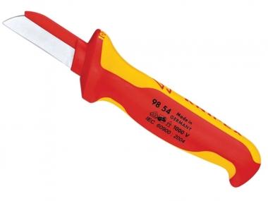 KNIPEX 9854 nóż do kabli dla elektryka VDE 190mm