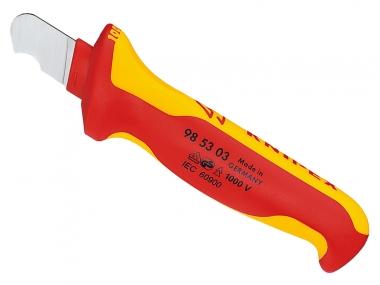 KNIPEX 985303 nóż do kabli okrągłych VDE