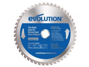 EVOLUTION EVO-230-48-S tarcza piła do stali 230mm