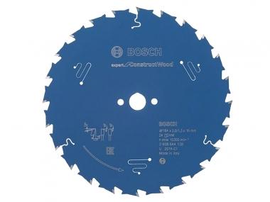 BOSCH tarcza piła tarczowa drewno 184mm/24z/16mm