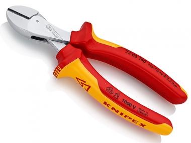 KNIPEX 7306160 szczypce boczne VDE 160mm