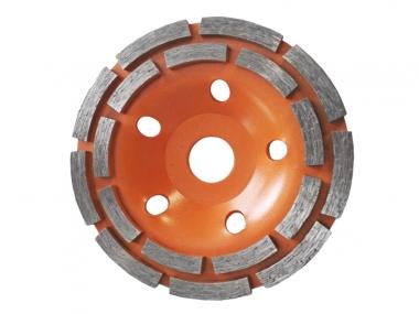 DEDRA tarcza diamentowa garnkowa 125mm