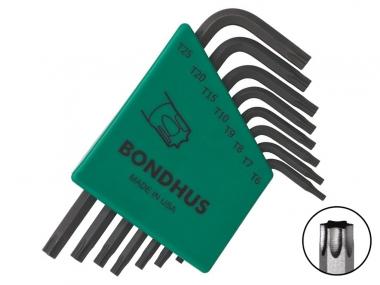 BONDHUS 31732 klucze imbusowe TORX