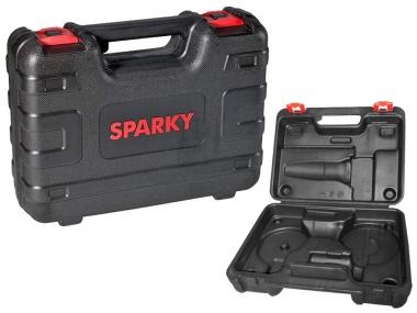 SPARKY walizka do szlifierki 115 i 125mm