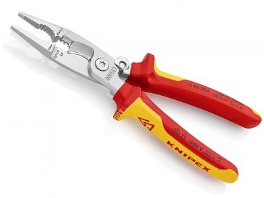 KNIPEX 1396200 szczypce ze ściagaczem VDE 200mm