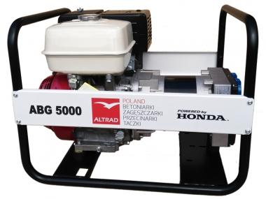 ALTRAD ABG5000 agregat prądotwórczy 5,0kW 230V