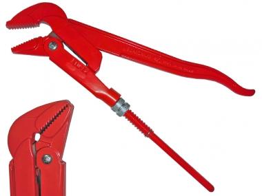 KNIPEX 8380010S szczypce klucz nastawny do rur 1'' 45st