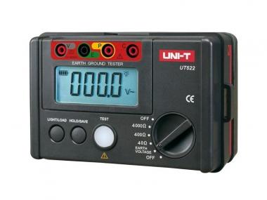UNI-T UT522 miernik rezystancji uziemienia