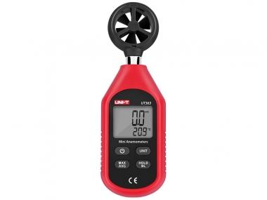 UNI-T UT363 wiatromierz anemometr pom. temperatury