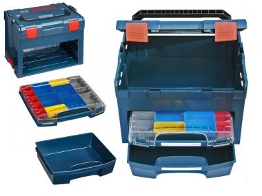 BOSCH walizka skrzynka organizer L-BOXX 306 SET-4