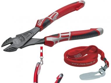 NWS 200S szczypce obcinaczki boczne do drutu twardego