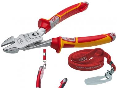 NWS 200 S VDE szczypce obcinaczki boczne do kabli drutu twardego