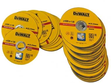 DeWALT DT3507 tarcza do metalu 125mm 100szt