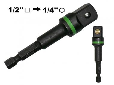 LUNA 24228-0303 adapter udarowy przejście 1/4 na 1/2