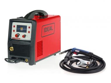 IDEAL EXPERT MIG 215 LCD spawarka MIG-MAG MMA