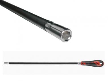 TENGTOOLS MD907FL wkrętak elastyczny 1/4 555mm