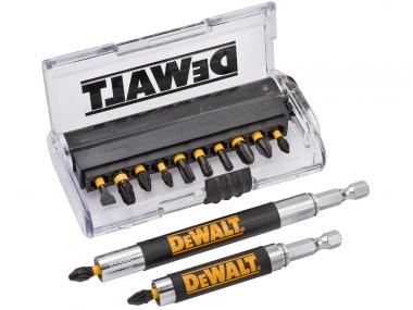 DeWALT Impact DT70512T bity udarowe prowadnica 14 sztuk