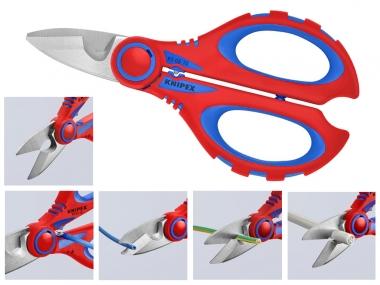 KNIPEX 950510 SB nożyce nożyczki do kabli