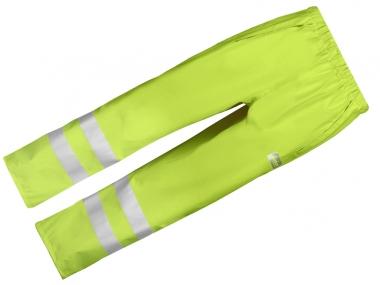 SNICKERS 8243 spodnie odblaskowe przeciwdeszczowe nieprzemakalne