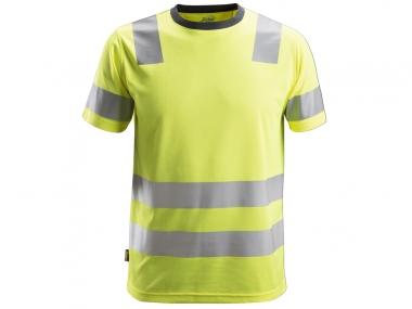 SNICKERS 2530 koszulka t-shirt odblaskowy