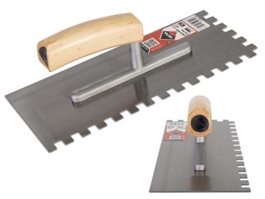 RUBI paca zębata drewniana otwarta 28x12cm