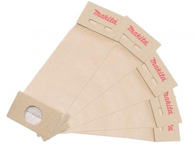 MAKITA 193293-7 worek papierowy do szlifierek 5 sztuk
