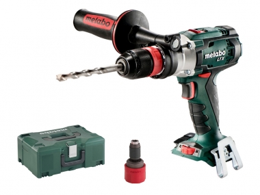 METABO SB18 LTX QUICK wkrętarka udar 110Nm metaloc