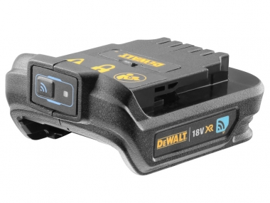 DEWALT DCE040 adapter nakładka Bluetooth Tool Connect do akumulatora