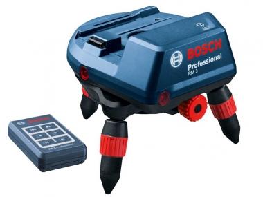 BOSCH RM 3 uchwyt obrotowy Bluetooth do laserów