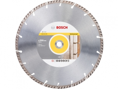 BOSCH tarcza diamentowa 350mm UNIVERSAL