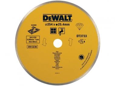 DEWALT DT3733 tarcza diamentowa do płytek 254/25,4mm