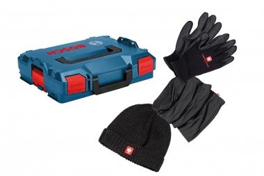 BOSCH walizka L-BOXX 102 SYS + zestaw zimowy