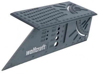 WOLFCRAFT 5208000 kątownik narożny szablon 3D