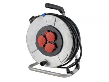 SCHWABE AS810317 przedłużacz 25m 3G1,5 guma
