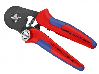 KNIPEX 975304 praska do zagniatania tulejek 0,08-16mm