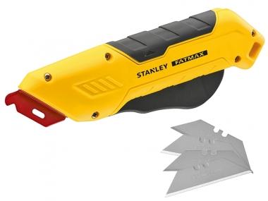 STANLEY 10-362 nóż bezpieczny automat ostrze trapez
