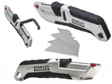 STANLEY 10-367 nóż bezpieczny automat ostrze trapez