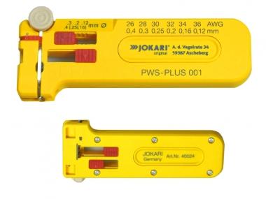 JOKARI PWS-Plus 001 nóż izolacji okrągłej 0,12-0,40mm