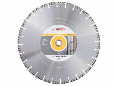 BOSCH Standard tarcza diament beton 400 / 25,4mm