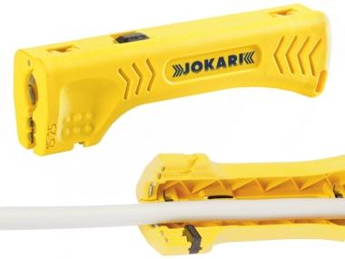 JOKARI 30400  nóż ściągacz izolacji kable 8-15mm